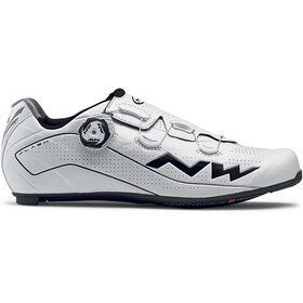 Northwave Flash 2 Carbon - Zapatillas - blanco/negro